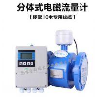 电磁流量计(分体式)型号:ZC12-DN100