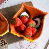 彩绘陶瓷碗新奇特创意碗可爱猫头鹰系列餐具套装米饭碗