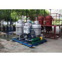 航空喷气燃料仓库清洗污水分离处理装置 机场含油废水处理装置 处理量每小时3m³