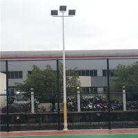 石家庄市镀锌管灯杆批发 户外球场7米照明灯杆 灯杆厂家直销