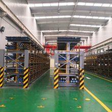 沈阳保温管道仓库 重型货架规格 管道专用货架