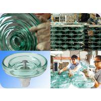 210KN标准型钢化玻璃绝缘子LXY3-210 U210B/170河间华旭电力生产商低价批发优品