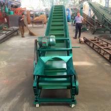 [都用]农业粮食装车皮带机 带式防滑稻谷输送机 高低可调输送机