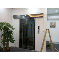 乐从感应门在线咨询,乐从【丰本】办公室配套感应玻璃门