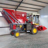 牧草粉碎青储机 干鲜秸秆青贮回收机 玉米收获机