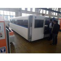 供应张家港激光切割机 6020双交换工作台 8000w激光器 苏州天弘