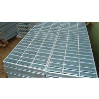 市政防滑钢格板 平台常用踏步板 镀锌水沟盖板 钢格板多少钱一平