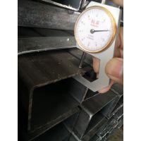 天津Q235方管 矩管 60*80 60*90 幕墙结构用管 热镀锌 建筑装饰装璜