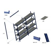 供应贵阳仓库货架厂家直销小型货架层板货架轻型货架实用优质的库房货架