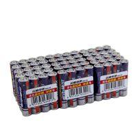 7号电池批发 双鹿蓝骑士高性能碳性电池 双鹿电池 正品保证