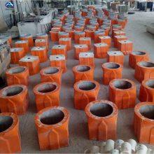武汉复合有机材料制作路灯手孔井 DN300/500/700mm 橘红色(仿联通色) 河北华强