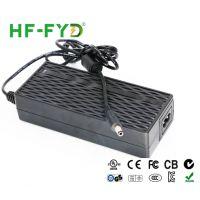 供应富源电品牌电动车充电器安规CCC认证54.6V2A充电器