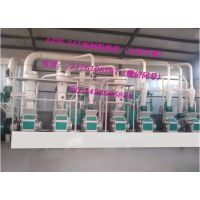 6FW-24T型制粉机组(七组平筛)杂粮加工设备 小型面粉厂加工设备
