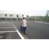 供应灵武市道路热熔标线涂料-厂区道路划线-小区车库划线