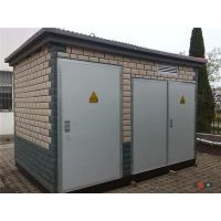 厂家直销 证件齐全 欧式箱变 各种型号箱式变电站