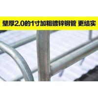 生产球磨铸铁加重型双体母猪产床质量保证二十年