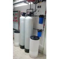 商丘永城洗涤厂20吨全自动软化水锅炉过滤器设备