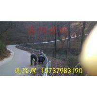 郑州新郑中牟快速路护栏省道县道双波护栏定制定做