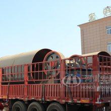 贵阳时产20吨的污泥处理设备开始全面投入紧张的制作