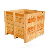 济南包装箱厂家开威专业生产出口包装箱