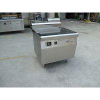 方宁立式扒炉 不锈钢扒炉机 电磁铁板烧
