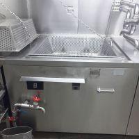 食品机械 电炸锅 酒店炒锅 炒菜锅食品机械厂家H033