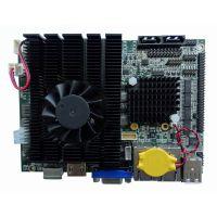 3.5寸主板支持I3/I5/I7系列笔记本CPU,双网6串6USB 研越ES3-HM65CMLD2N