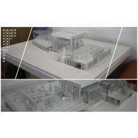 招商地产·深圳前海自由贸易中心室内大堂建筑设计展示模型