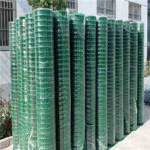 经销贵州山林养殖防护铁丝网 贵阳浸塑网围栏 30米一卷养鸡网