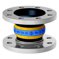 elaflex ERV-GS HNBR黄钢氢化丁腈橡胶伸缩缝