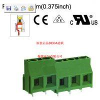 MB910-952M台湾DECA进联间距9.25绿色30A接线端子