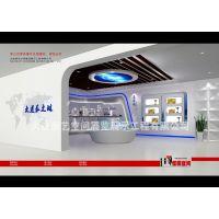 大连恒艺空间展览公司提供企业荣誉展厅设计施工方案