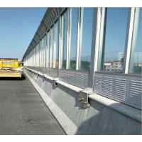 安固高架桥小区安装隔音屏材料