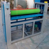 木工机械 木工涂胶机 单双面胶辊涂胶机 人造板家具覆面机设备