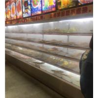 新郑市专业做串串火锅风幕柜的厂家厂家直销风幕柜价格