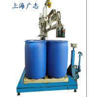 全自动气动胶水灌装机广志上海常压罐装