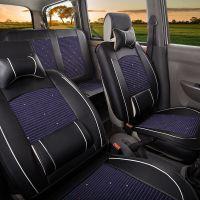 新款欧诺汽车坐垫七座欧诺面包车专用皮革全包冰丝座套夏季座