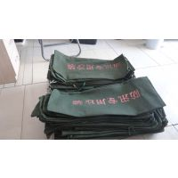 北京厂家防洪防汛专用沙袋雨季防水沙袋装沙子