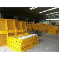 广东省hysw工地安全基坑围栏 建筑楼层安全井门--265