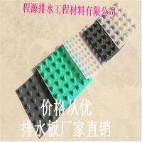 唐山PE排水板知名品牌《程源排水板欢迎来厂参观》
