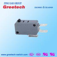 冠泰ZINGEAR G516A微波炉热水器清洗机汽车微动开关家电微动开关认证欧姆龙ULCULENEC
