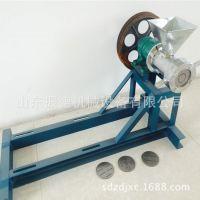 山东 振德牌ZD-50型 面粉粽子膨化机 辣条机 休闲康乐果膨化机