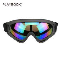 X400护目镜 战术风镜 防风沙抗冲击越野镜 防风摩托车骑行眼镜