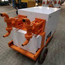 云南双缸双液水泥注浆机厂家 WYB90-125双液注浆机价格