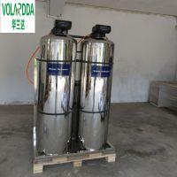南宁武鸣华兰达厂家不锈钢软化水处理设备、除水垢设备您值得选择