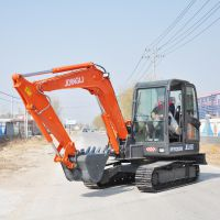 金鼎立效率型小型挖掘机JDL65E小勾机多少钱一台