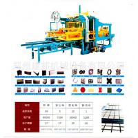郑州建邦机械厂家直销全自动液压成型砖机和大中小型空心砖机