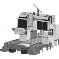数控龙门铣床价格、龙门数控铣床(东莞优质)、加工中心选环球机械WIM