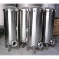 河南精密过滤器生产厂家 反渗透设备40寸5芯精密过滤器