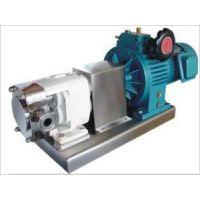 国家标准圆弧齿轮泵 非耐腐蚀不锈钢齿轮泵